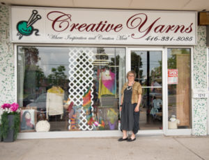 About Us Creative Yarns